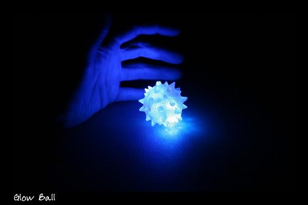 Glow Ball by FoolsAndKings