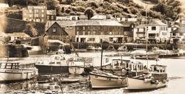 Postcards...Mevagissy Harbour