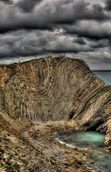Stair Hole by Serkta
