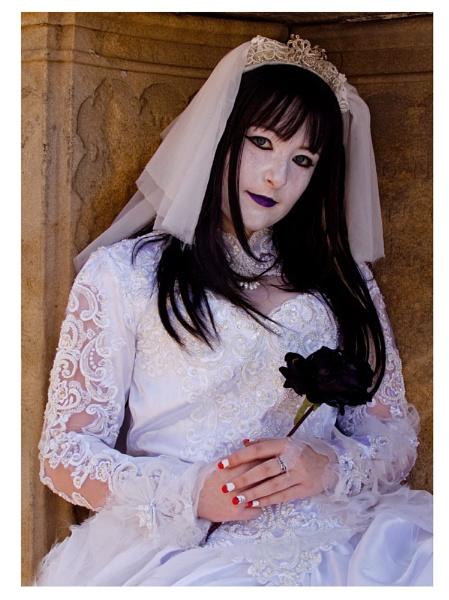 Rosie-the-Goth--Bride by AnthonyF