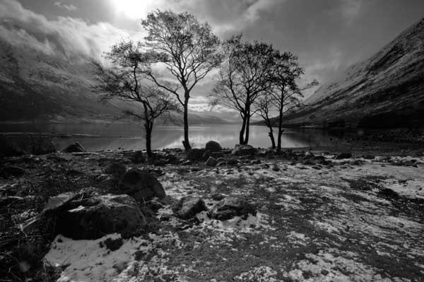 Glen Etive Scotland by tomf148