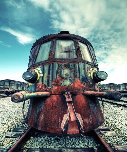 Trainspotting ! by PeterK001