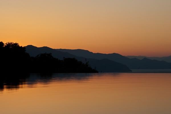Turkish sunrise by donnagreen