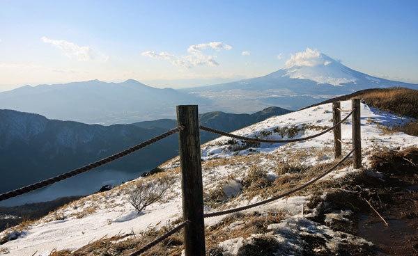 Mount Fuji by marathonman
