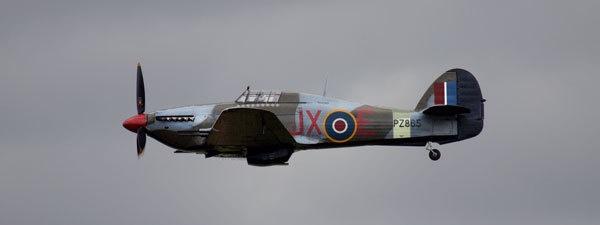 Duxford Air Show by marathonman