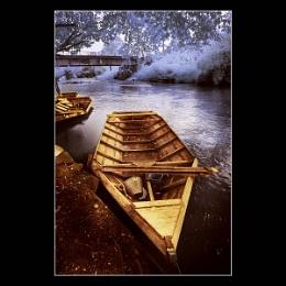 Sand Loader Boat