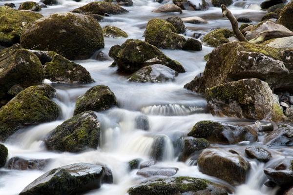 Ingleton Waterfall by toneb75