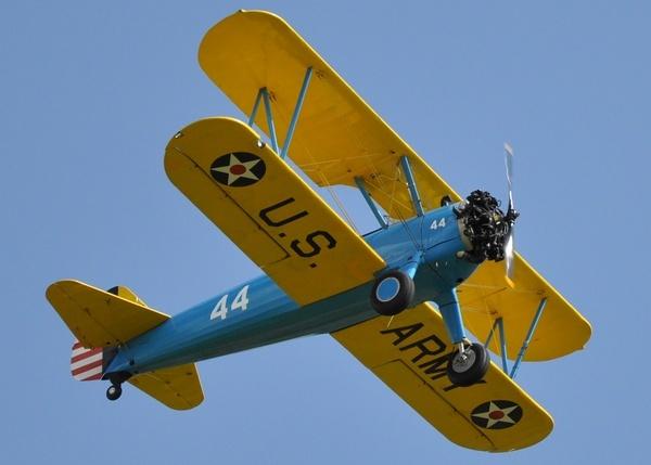 bi plane by matta56