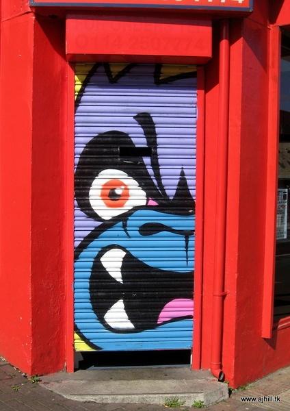 Mad Gorilla by block119er