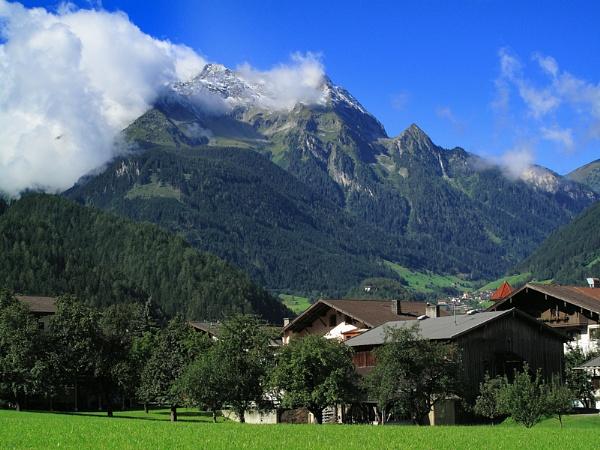 Mayrhofen by geegee