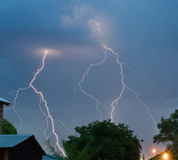 Lightning by cside