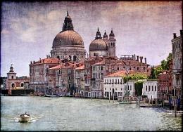 Ancient Beautiful Venice