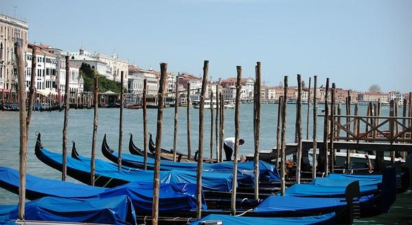Early Morning in Venice by jennialexander