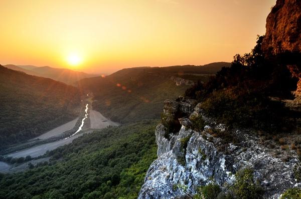Bulgarian Sunset by acbeat