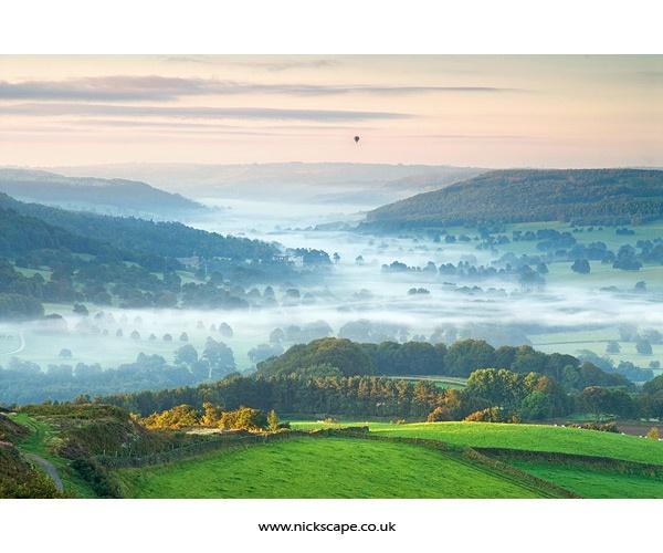 Peak Morning by Nickscape
