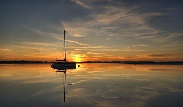Sunset glow by hotchef23