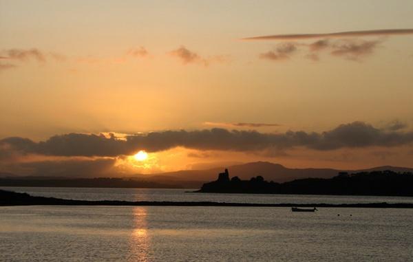 Inch Sunset VIII by Declanworld
