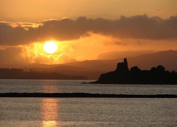 Inch Sunset IX by Declanworld