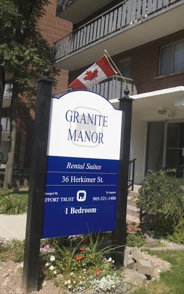 GRANITE MANOR (aka HOME) by TimothyDMorton