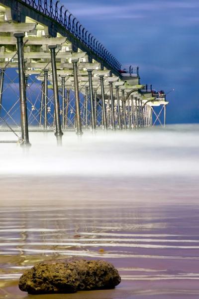 Saltburn Pier by ZakBlack