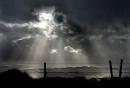 Hailstorm through the Valley