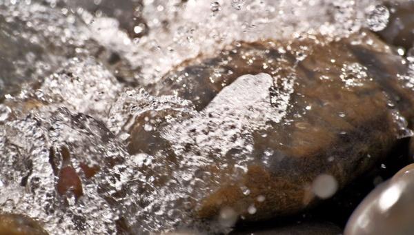 crystal droplets by MGP