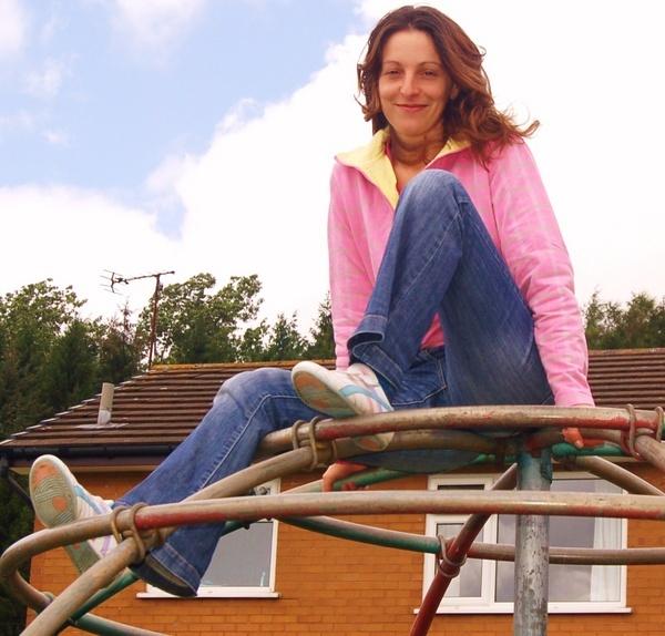 Llangedwyn Playground July 09 by SerenBach