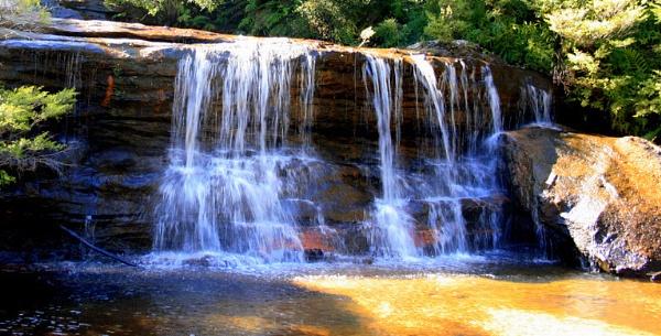 Wentworth Falls by x_posure