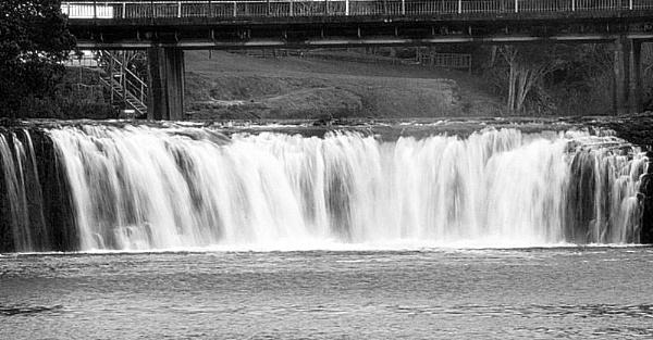 Hururu Falls New Zealand by x_posure