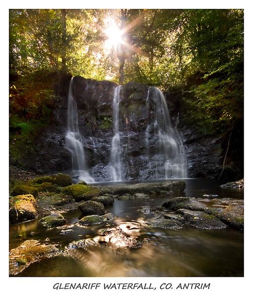 Glenariff Waterfall by PD_BARBS