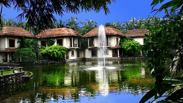 Resort in Kolkata by Saibal