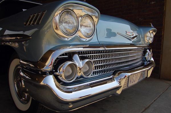 Chevrolet by doolittle