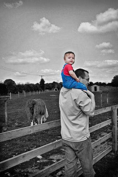 {Father & Son} by misssassylassy