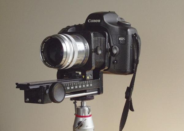 Canon v Nikon by keith selmes