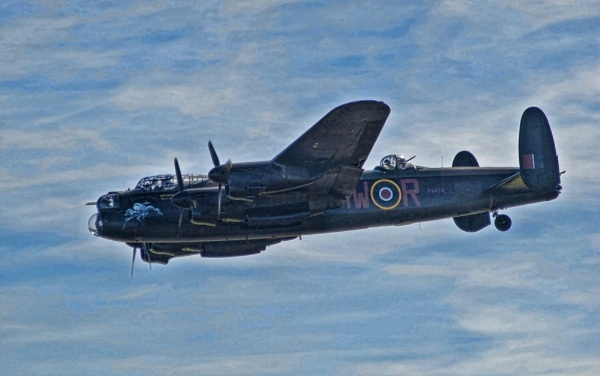 Lancaster Painting  !!! by daviewat