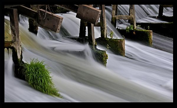 Abingdon Weir by stepenowsky