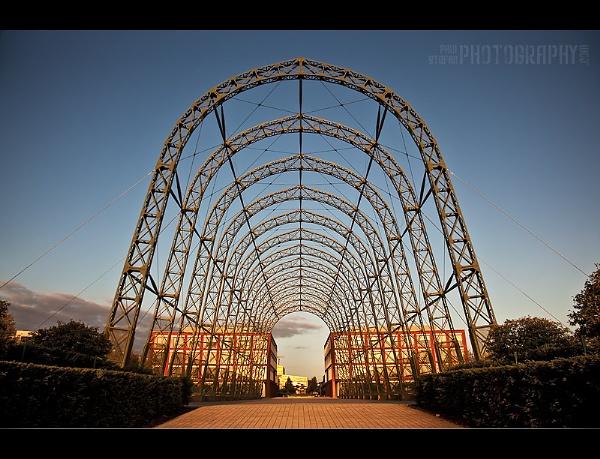 evening arch by paulstefan