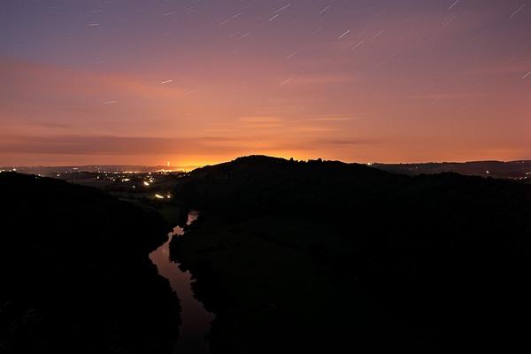 Yat night shot by MikeA