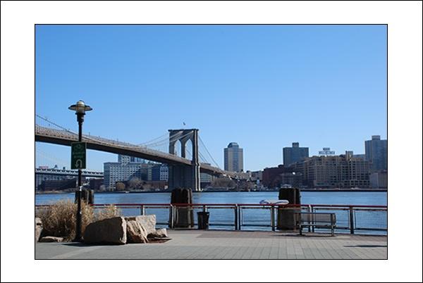 Brooklyn And Its Bridge by dans107