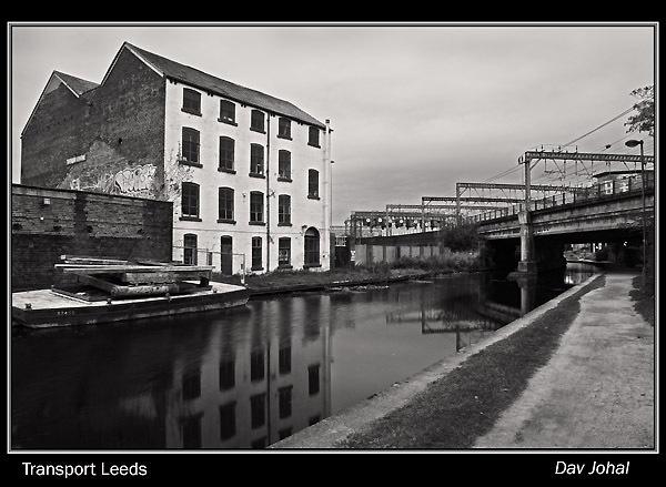 Transport Leeds by davart