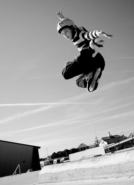 Skater by AJB_yeh
