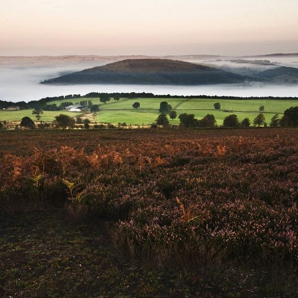 Derbyshire rising island by tezmarsden
