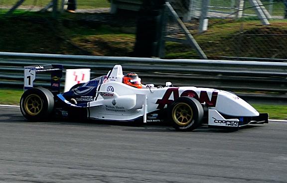 Formula 3 - Max Chilton by Georgie