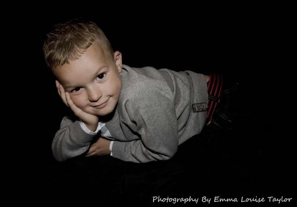 A little boy by emmaloutaylor