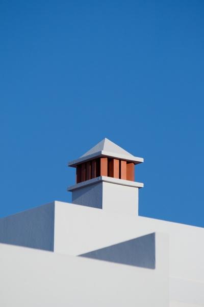 Tavira Chimney by lemonnelly