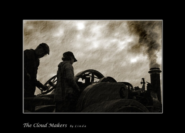 **Cloud Makers Apprentice by Mynett