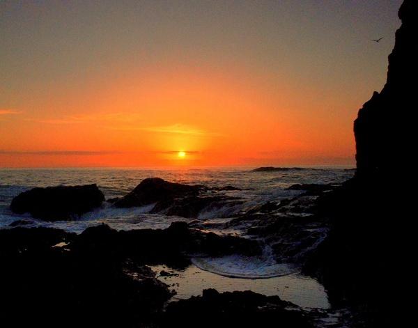 Sunrise by nostramo