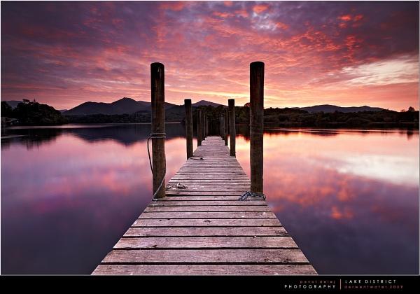 Lakes Pier by d3looo