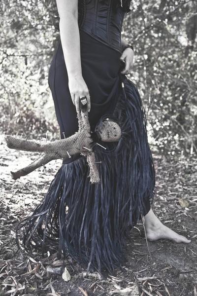 Walking the doll by KatrienaEmmanuel