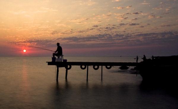 Fishing - single shot by Angi_Wallace